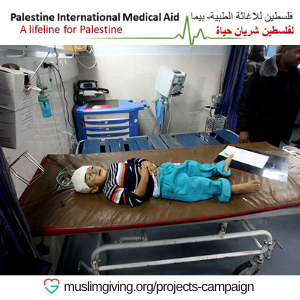 Medical Aid Projects in Palestine