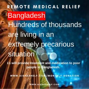 Remote Medical Relief