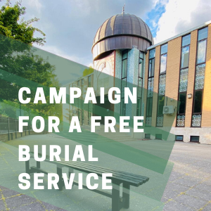 Free Burial Service