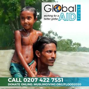 Emergency Flood in Bangladesh 2020