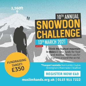 Snowdon Challenge 2021