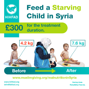 Feed a Starving Child in Syria