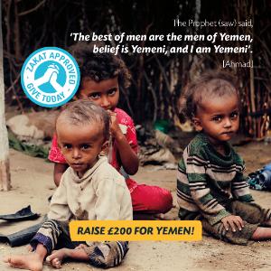 Hike for Yemen - 28/11/2020