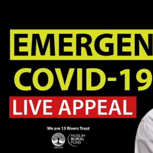 Emergency COVID-19 Appeal