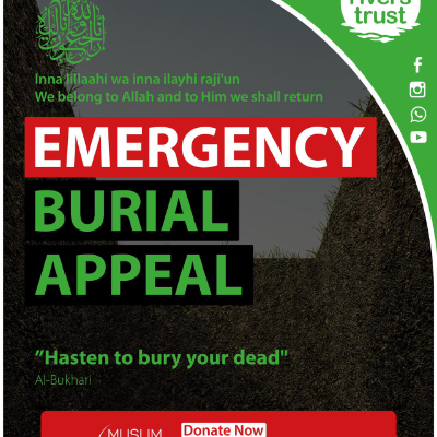 Burial Appeal for Sulayman & Yusuf