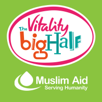 The Vitality Big Half Marathon