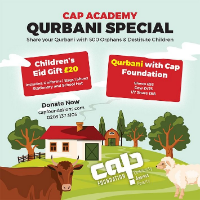 Qurbani Special for Orphans and Destitute Children
