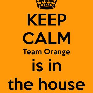 Team Orange Sudan fundraiser x kcl NA